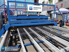reinforcing mesh machine