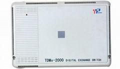 威谱电话交换机TDMx-2000·E