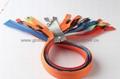 3# Waterproof Nylon Zipper, Printed with Flower, OEM Orders are Welcome  2