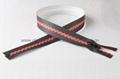 3# Waterproof Nylon Zipper, Printed with Flower, OEM Orders are Welcome  3