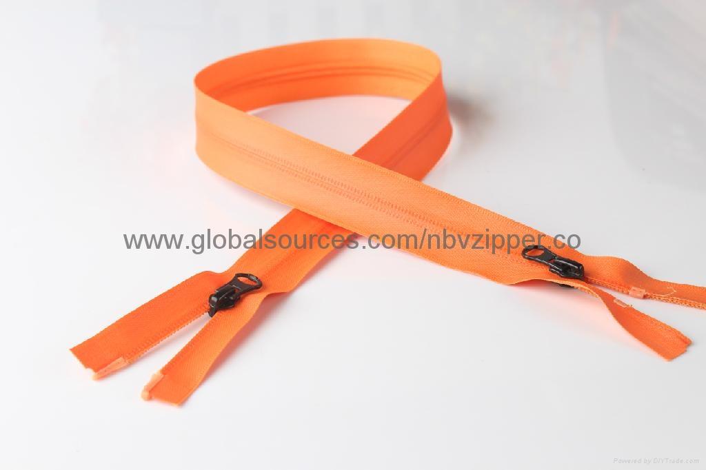 3# Waterproof Nylon Zipper, Printed with Flower, OEM Orders are Welcome  5