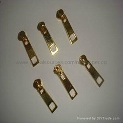 Fashionable Zipper Sliders, Customized Logos are Accepted