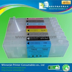 Ink cartridge for Epson 7800 9800 with arc chip