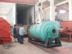 2012 hot selling Mineral ore processing ball mill machine  0086 15037146159