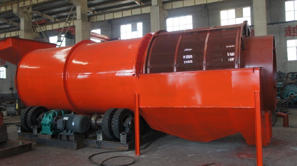 GTX Gold Ore Rotary Washing Equipment manufacturer 0086 15037146159 2