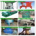 ISO9001 Coal Briquette Making Machine