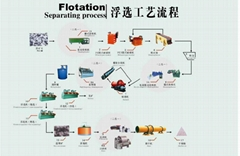 Gold ore Extraction Processing Plant