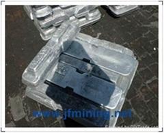 aluminium ingot 99.9