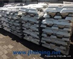 antimony ingot 99.85%