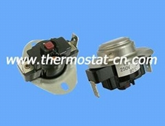 KSD302R manual reset temperature sensor
