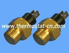 water temperature sensor, M16 copper head thermostat