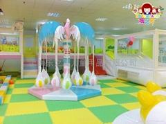 2013年高端室內儿童遊樂設備