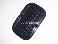 Anti slip pads phone holder sticky pads