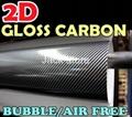 2D 1.27*50M carbon fiber body parts without air drain