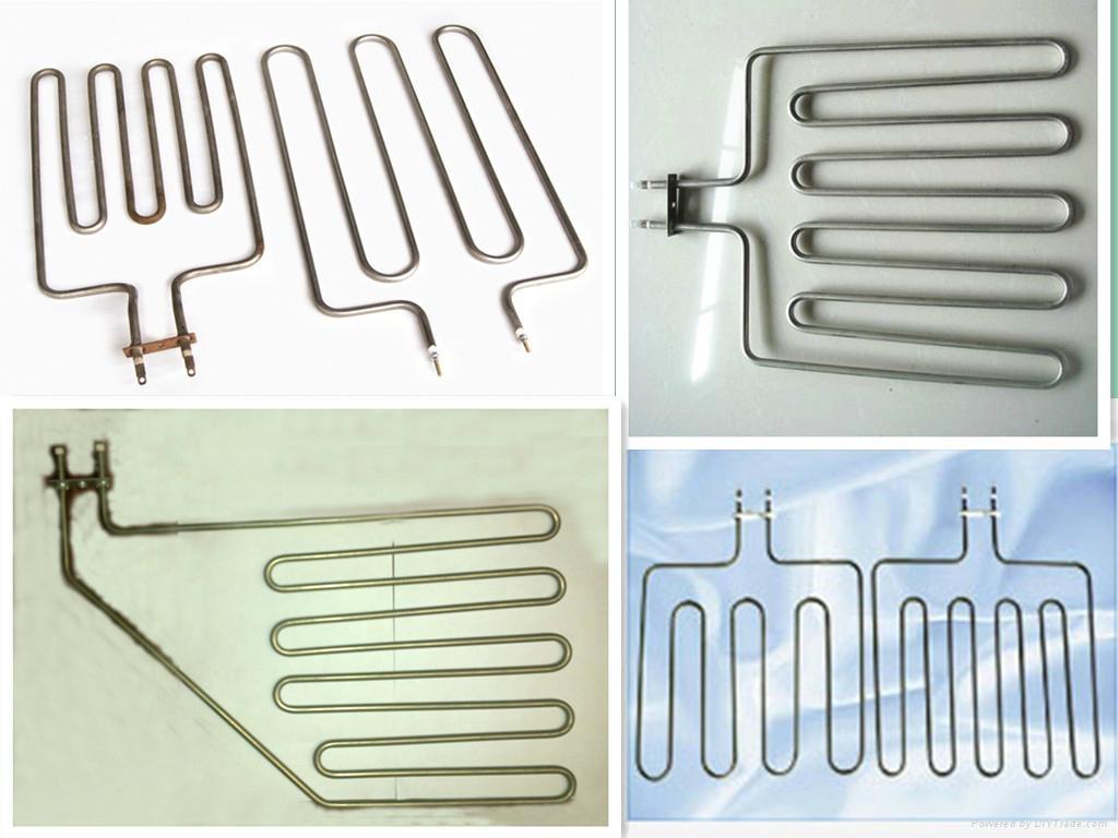 sauna electric heat tube steam  boiler tube  washer heating pipe  spiral tube 1