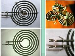 油炸多圈蚊香型  燒烤爐電熱管