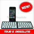 Folding Bluetooth keyboard for iphone4,iphone4s,iphone5