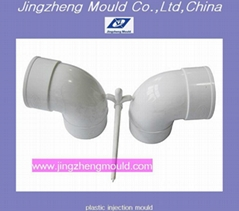 PVC Elbow Pipe Fitting Mould Made In China