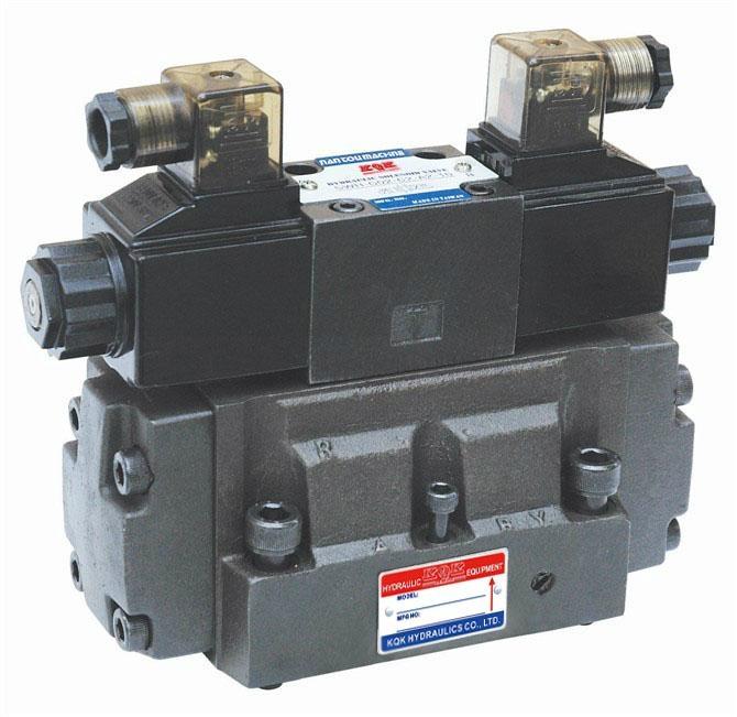气缸电磁阀接线 电磁阀控制气缸怎么连接图片
