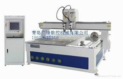 Multi-function woodworking engraving machine