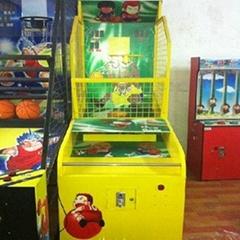儿童篮球机