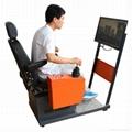 tower crane training simulator