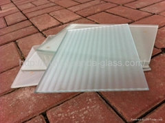 shutter insulated glass
