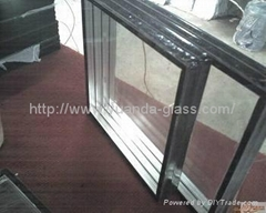 Insulating Laminated Glass