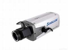 "1 / 3"" SONY SUPER HAD ‖ CCD COLOR High Resolution Box Camera"