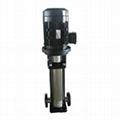 QDLF立式不鏽鋼多級泵