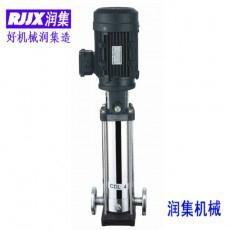 CDLF系列輕型立式多級泵(不鏽鋼多級泵) 1