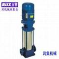 GDLF不鏽鋼立式多級泵