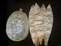 dried hog bladders