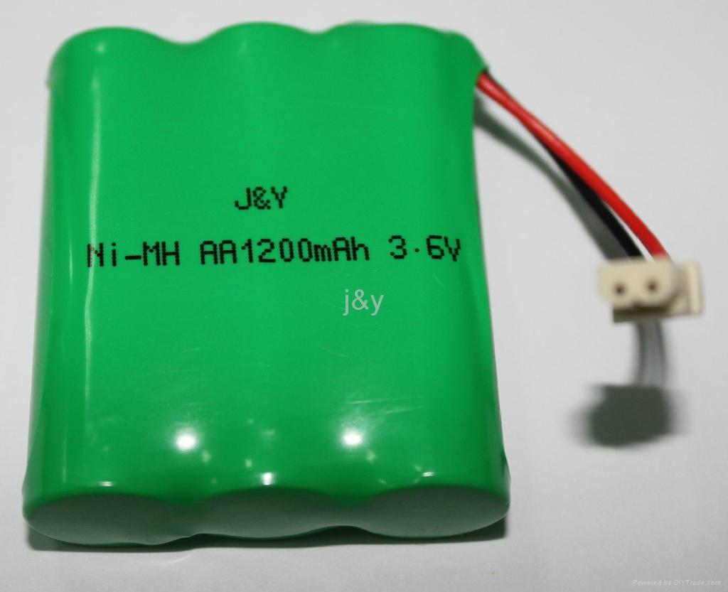 ni-mh  SC1200--3600mah 1.2V  rechargeable  battery  2