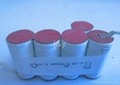 ni-mh  SC1200--3600mah 1.2V  rechargeable  battery  5