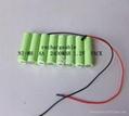 ni-mh   AA 600--2400mah 1.2V  rechargeable  battery  4