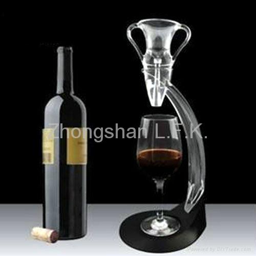 Angel Wine Aerator Set 1