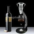 Angel Wine Aerator Set