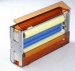 台湾精密自动化薄膜双面静电除尘机