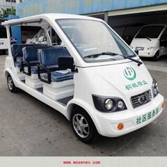 6座电动游览车