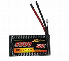 Lipo battery for RC Car