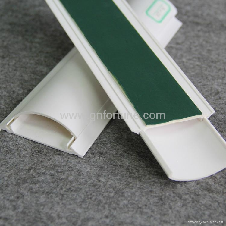 Pvc Cable Trunking Channels Wiring Duct Manufacturer