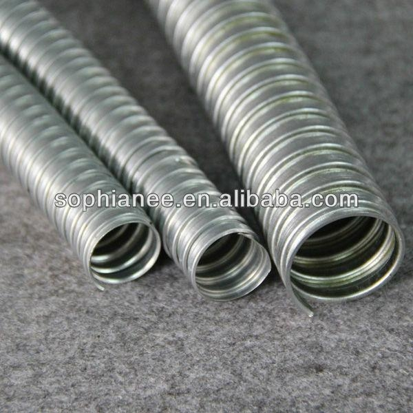 Flexible Corrugated Plastic Pipe : Pp pe pa pvc black corrugated flexible pipe hose gnf