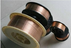 copper coated welding wire