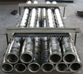 Centrifugal cast roller tube