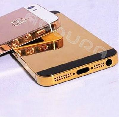 Iphone 5s Gold Back Plate Back Plate 2 Iphone 5 Logo