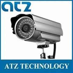 Outdoor Wireless IP Camera H.264 WIFI 2-way Audio IR 20m