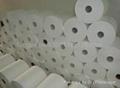 Sterilization adhesive coated paper