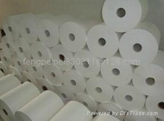 Sterilization adhesive coated paper