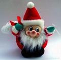 Plush Christmas promotional gift toys